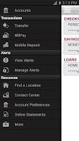 Screenshot of Bank of Albuquerque Mobile