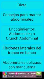 Ejercicios Abdominales Total