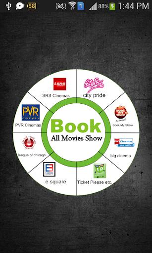 Book Movie Show