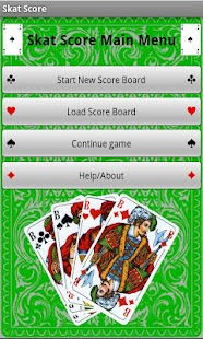 Skat Score - screenshot thumbnail