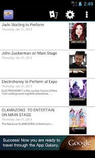 The Original GLBT Expo - screenshot thumbnail