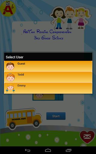 玩教育App|G3 Science Reading Comp FREE免費|APP試玩
