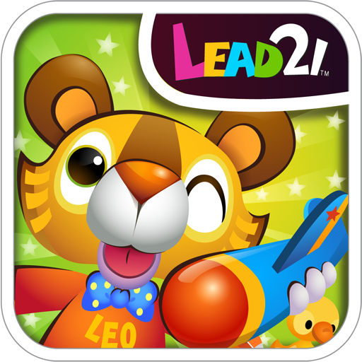 [Lead21] Leo Makes a Mess LOGO-APP點子