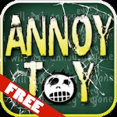 FREE Annoy Toy Chalkboard App