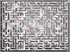 Screenshot of RndMaze - Maze Classic 3D FREE