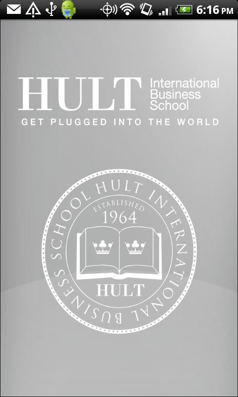 Hult Connect - screenshot