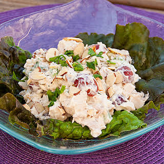 Neiman Marcus Chicken Salad.