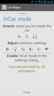 Car Widget - screenshot thumbnail