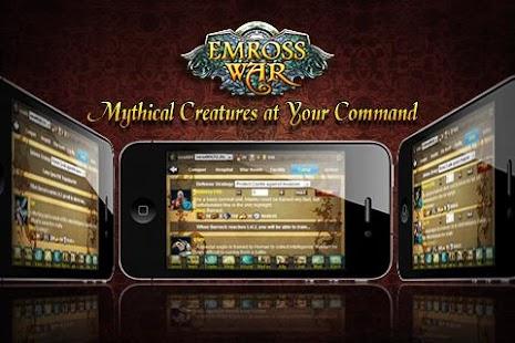 بازی استراتژیک نابودی دشمنان Emross War 1.5.4
