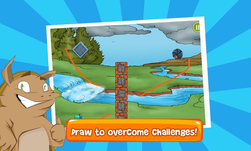 Tap the Armadillo - Draw - screenshot