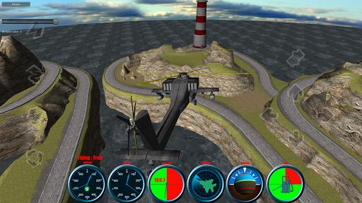 Helicopter 3D Flight Simulator