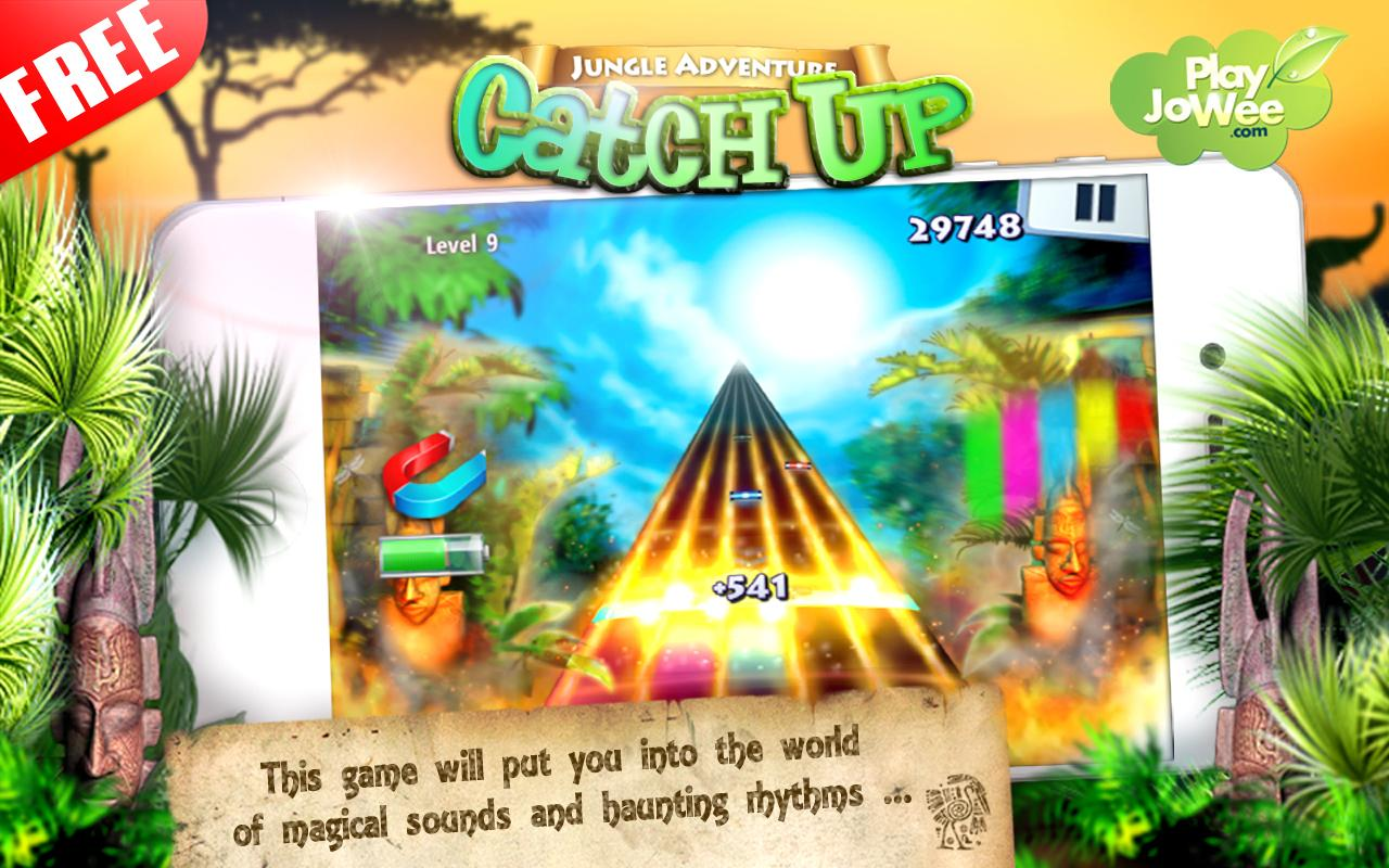 CatchUp - Guitar Star HD free - screenshot
