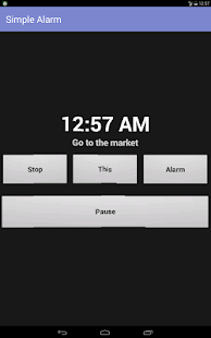 Simple Alarm Clock Free Screenshot 22