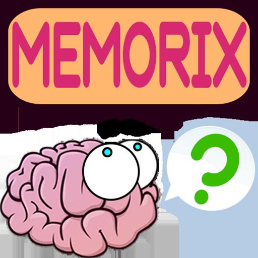 MEMORIX LOGO-APP點子