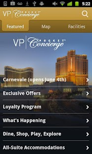 The Venetian | The Palazzo - screenshot thumbnail