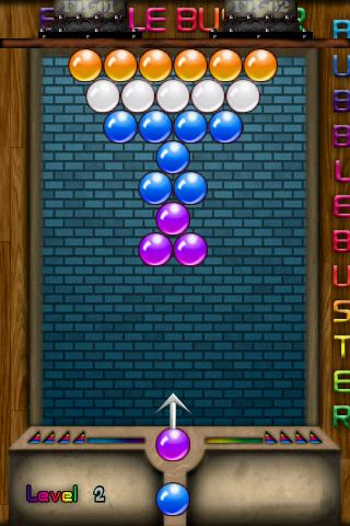 Bubble Buster - screenshot
