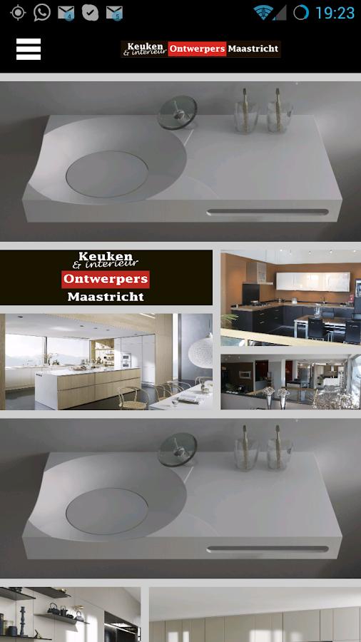 Keuken ontwerpers maastricht android apps on google play for Interieur ontwerpers