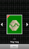 Screenshot of Mahjong 3D