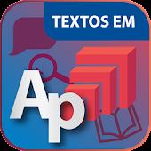 Aprimora Produção de Textos EM