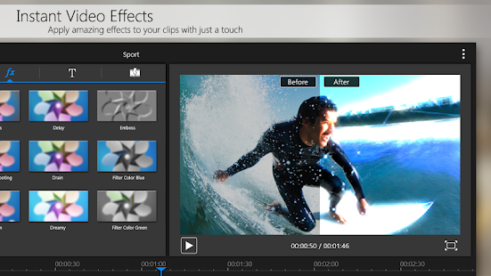 PowerDirector Video Editor App Screenshot 13