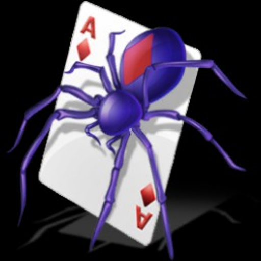 Giant Spider Solitaire Game LOGO-APP點子
