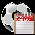Voetbal kalender icon