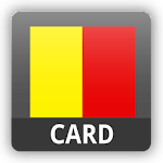 Red/Yellow Card Apk