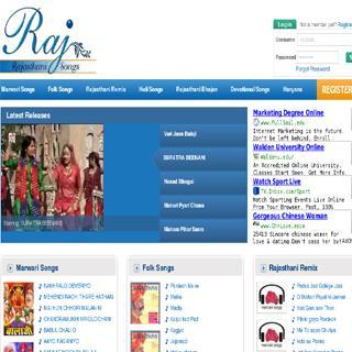 Raj Songs Rajasthani Songs