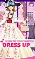 Screenshot of Pretty Princess Dress Up