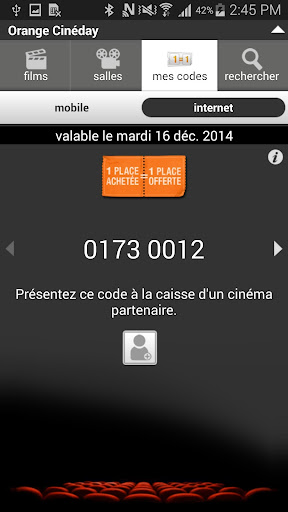 玩免費娛樂APP|下載Orange Cineday app不用錢|硬是要APP