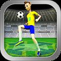 Brazil Football Juggler icon