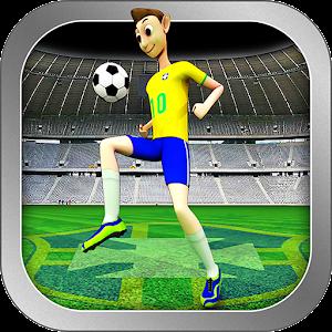 Tải Real Football Brazil Juggler APK
