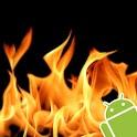 FireDroid logo