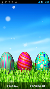 Easter Live Wallpaper HD screenshot 4