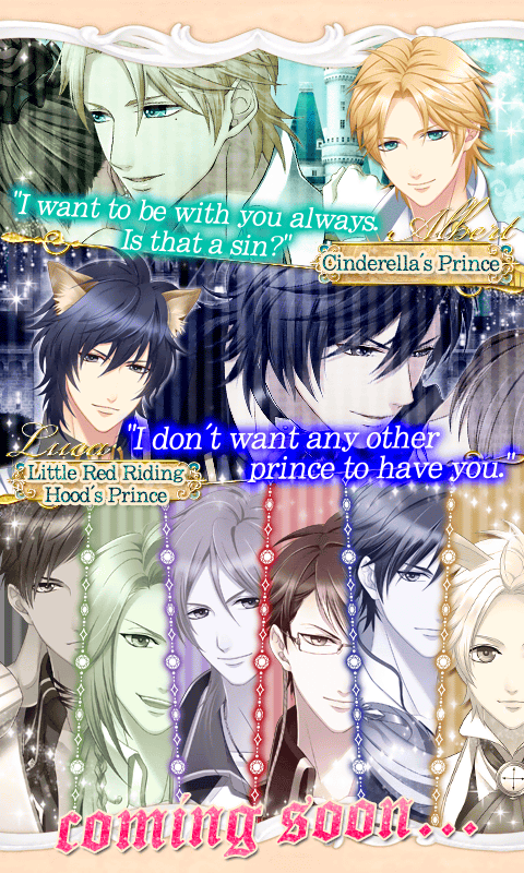 Once Upon a Fairy Love Tale – Screenshot