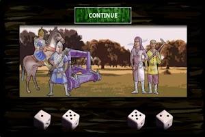 Screenshot of Castles LITE