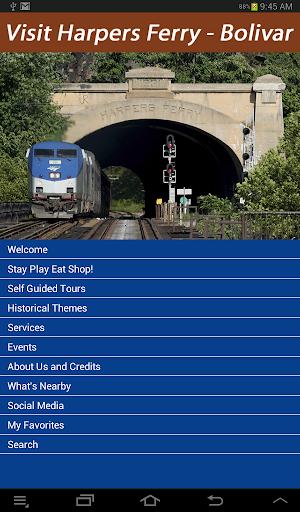 玩旅遊App|Visit Harpers Ferry - Bolivar免費|APP試玩