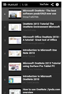 玩教育App|Microsoft OneNote Tutorial免費|APP試玩