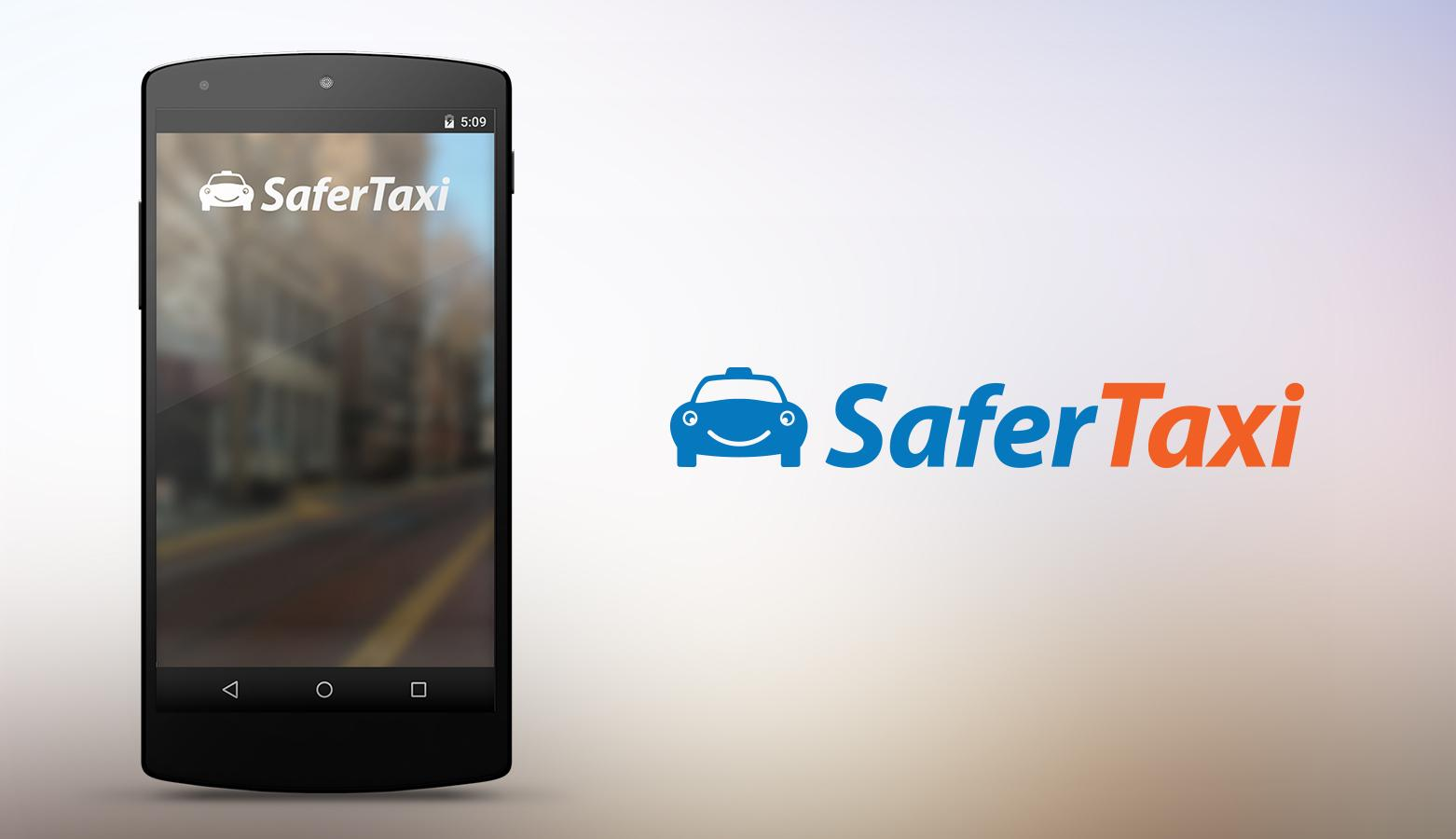 Safer - tu conductor en 1 clic: captura de pantalla