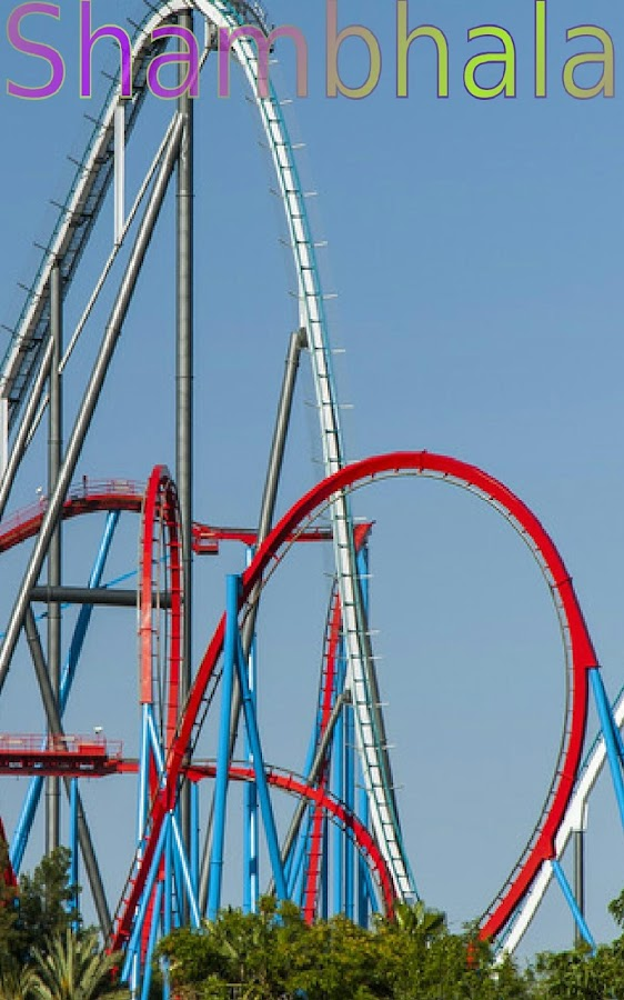 Top Roller Coasters Europe 2- screenshot