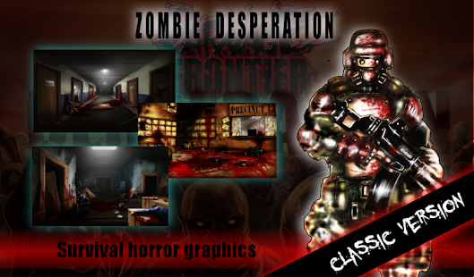 Zombie Desperation Classic - screenshot thumbnail
