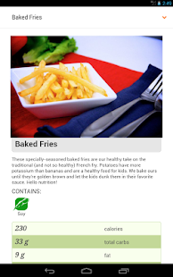 School Lunch by Nutrislice- screenshot thumbnail
