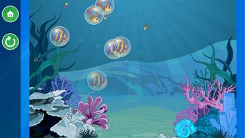 Screenshot of Kids Ocean Fish Scratch Off