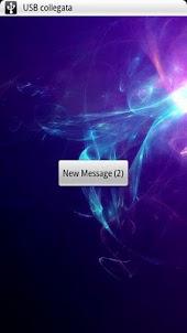 SMS Screen WakeUp