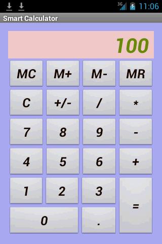 【免費生產應用App】Smart Calculator-APP點子