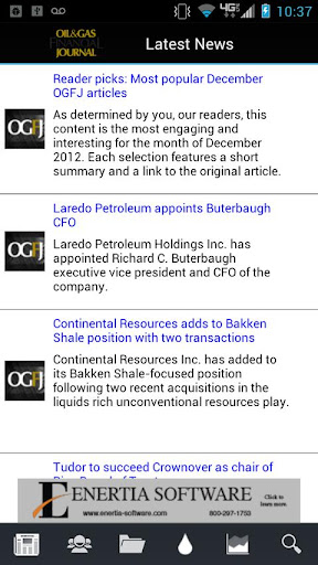 Oil Gas Financial Journal