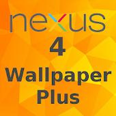 Nexus 4 Wallpaper Plus