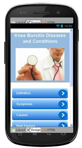 Knee Bursitis Information