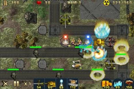 Tank Defense Games - screenshot thumbnail