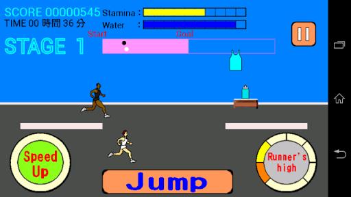Runner's high Master LITE